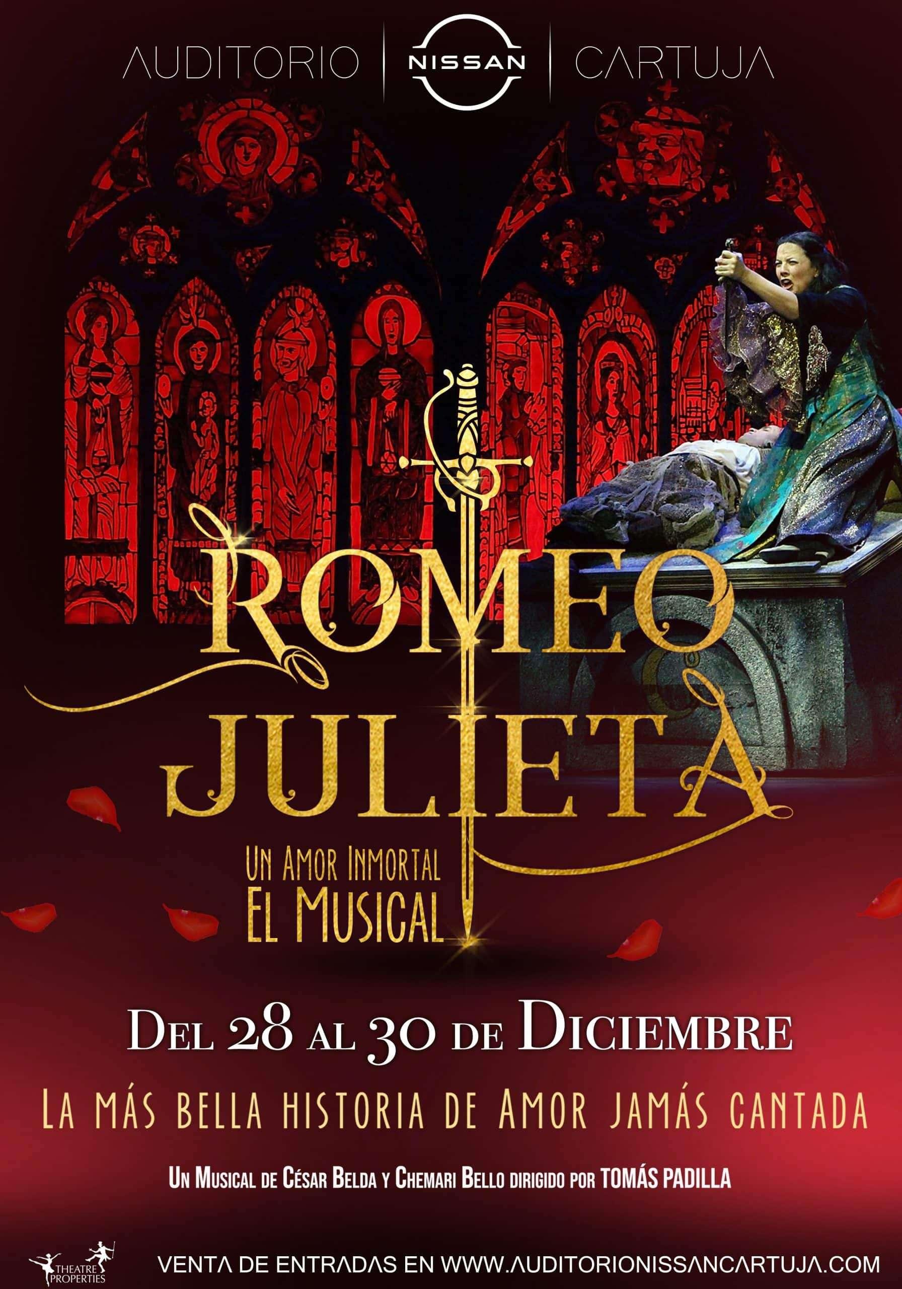 ROMEO Y JULIETA – EL MUSICAL